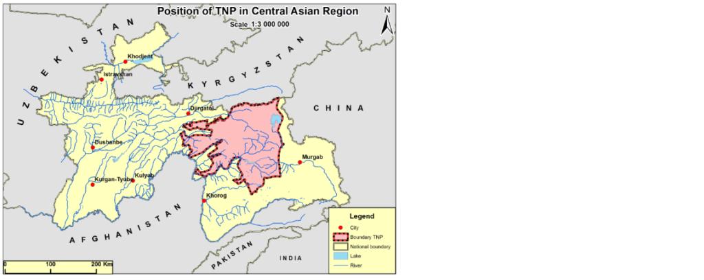 Karte NLP der UNESCO