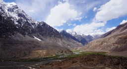 Back from Tajik National Park